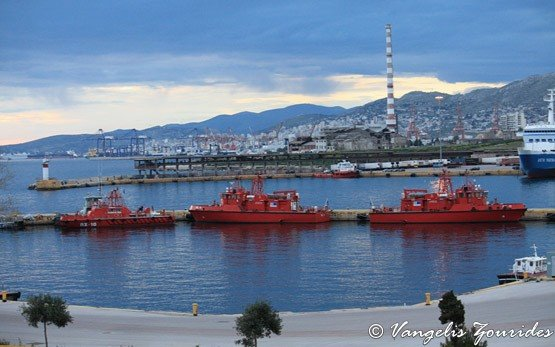 Athens Seaport