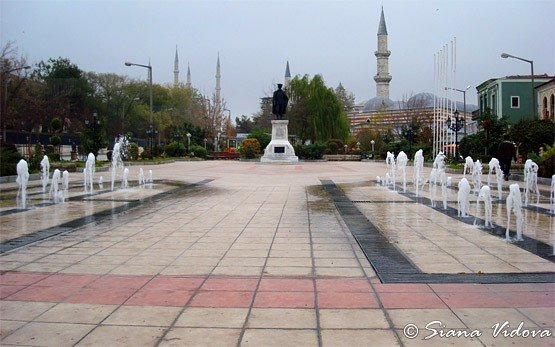 Center, City of Edirne